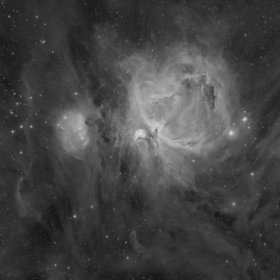 M42 - Orion Nebula - Cygnus Constellation
