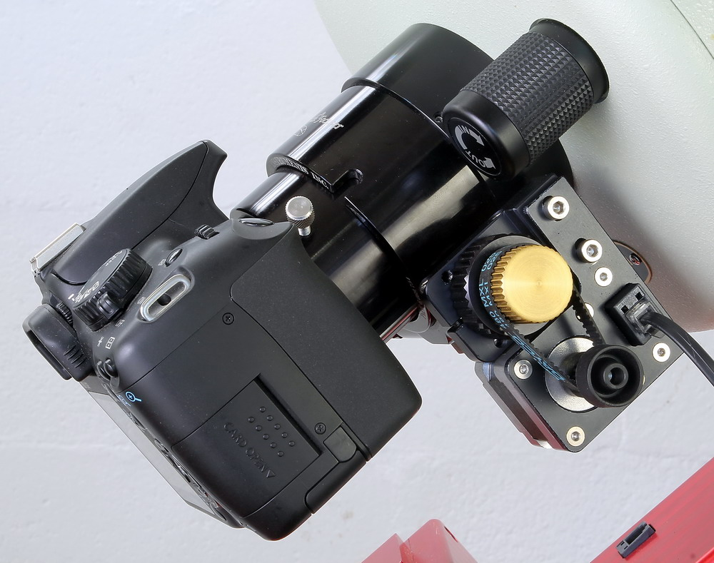 FOCS Focuser for SC Celestron C8, C9,5 and C11 models, GSO 6 and 8