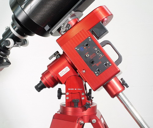 linear equatorial mount 004 500
