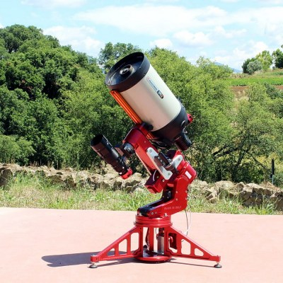 Telescope and camera not included